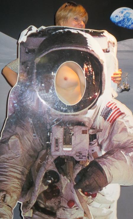 Modesty Ablaze Spacesuit