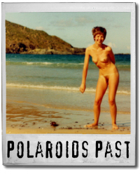 Modesty Ablaze in Polaroids Past