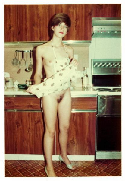 My Modest Apron 1983